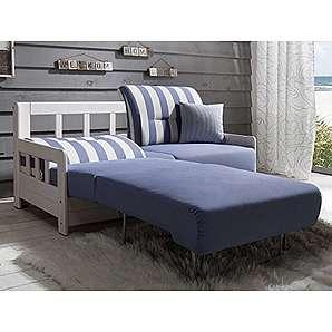 schlafsofas in blau online vergleichen m bel 24. Black Bedroom Furniture Sets. Home Design Ideas