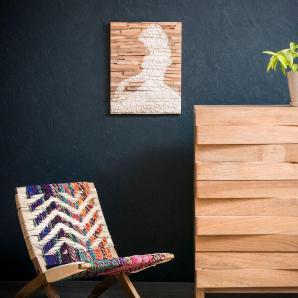 Home affaire Stuhl bunt, »Fly«, FSC®-zertifiziert