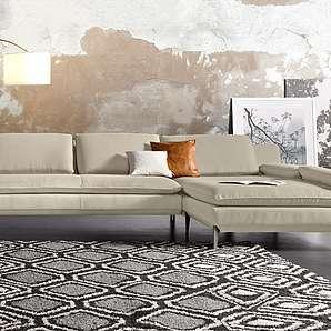 ecksofas und eckcouches in beige online vergleichen m bel 24. Black Bedroom Furniture Sets. Home Design Ideas
