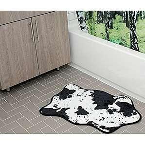 badvorleger in schwarz online vergleichen m bel 24. Black Bedroom Furniture Sets. Home Design Ideas