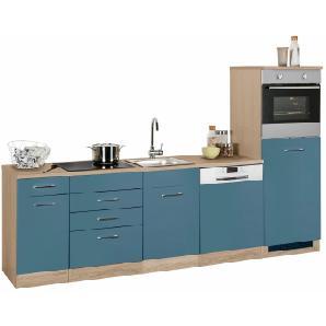 HELD MÖBEL Küchenzeile ohne E-Geräte »Wels«, Breite 270 cm