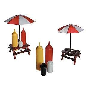 Gewürzhalter »Picknicktisch«